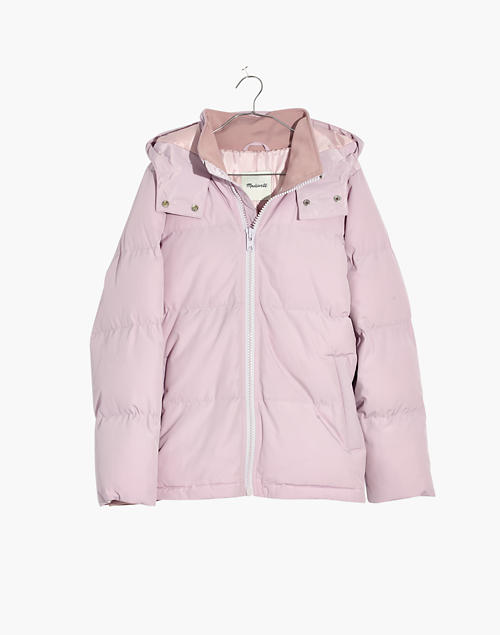 c5e5a8b9cc9 Quilted Puffer Parka