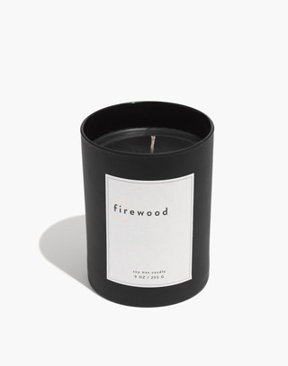 Large Matte Glass Candle by Madewell