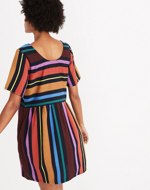 Ace&Jig™ Striped Misty Dress in ribbon candy image 1