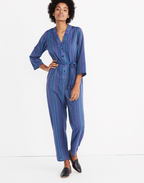 Ace&Jig™ Striped Stella Jumpsuit in florence image 3