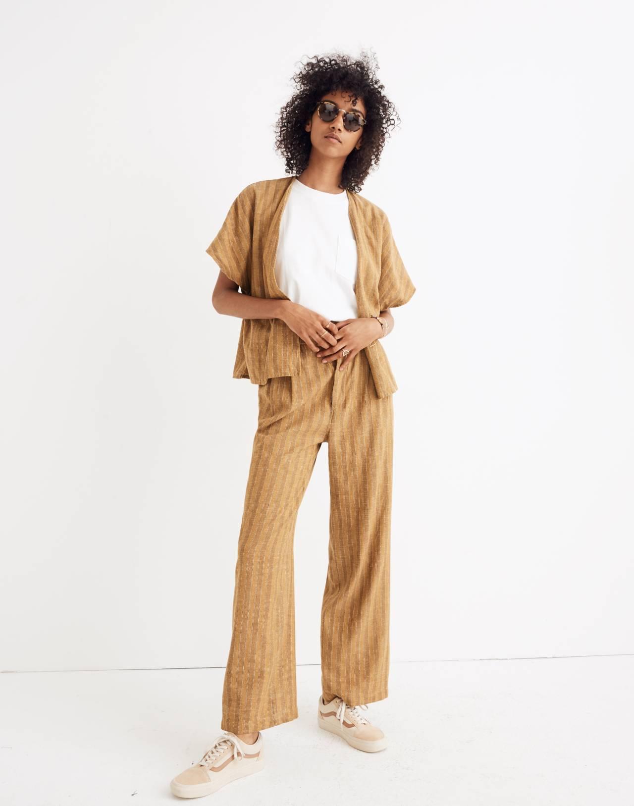 Ace&Jig™ Striped Genevieve Cardi Jacket in topanga image 2