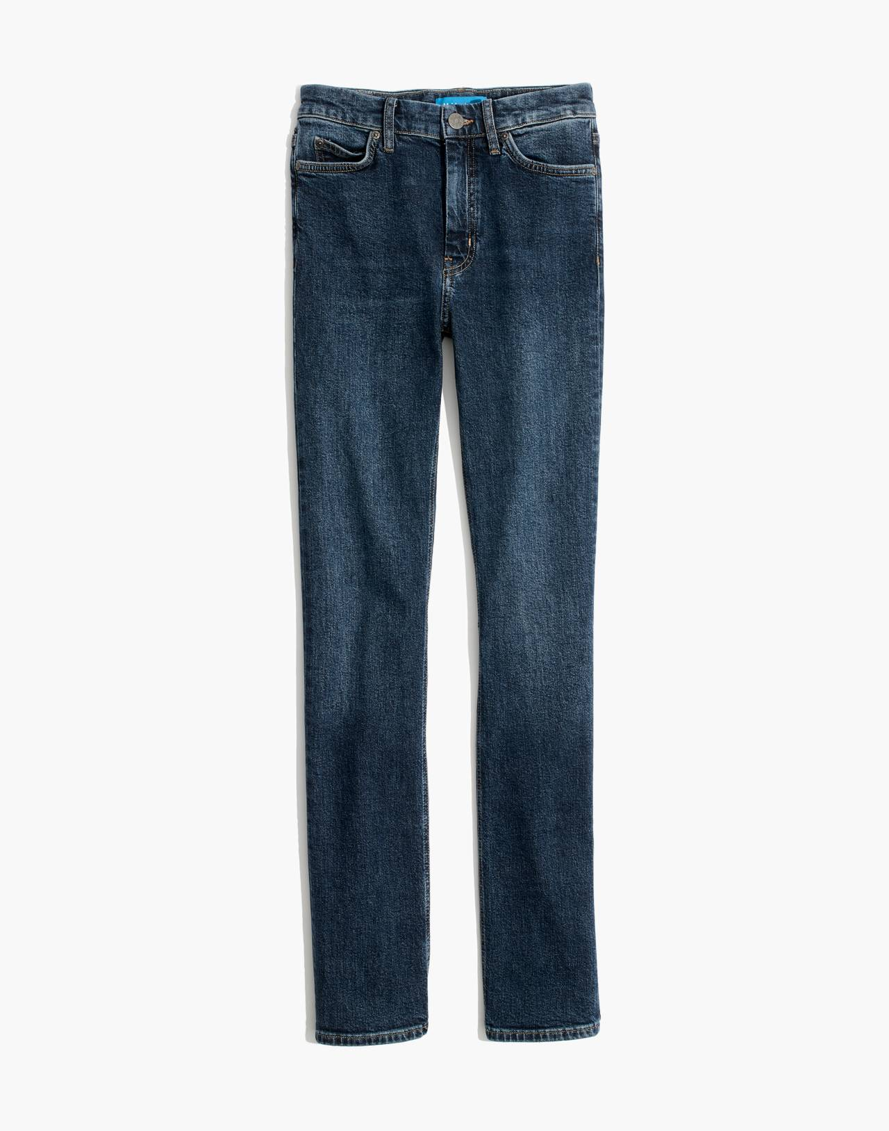 M.i.h® High-Rise Straight Jeans in sill wash image 4