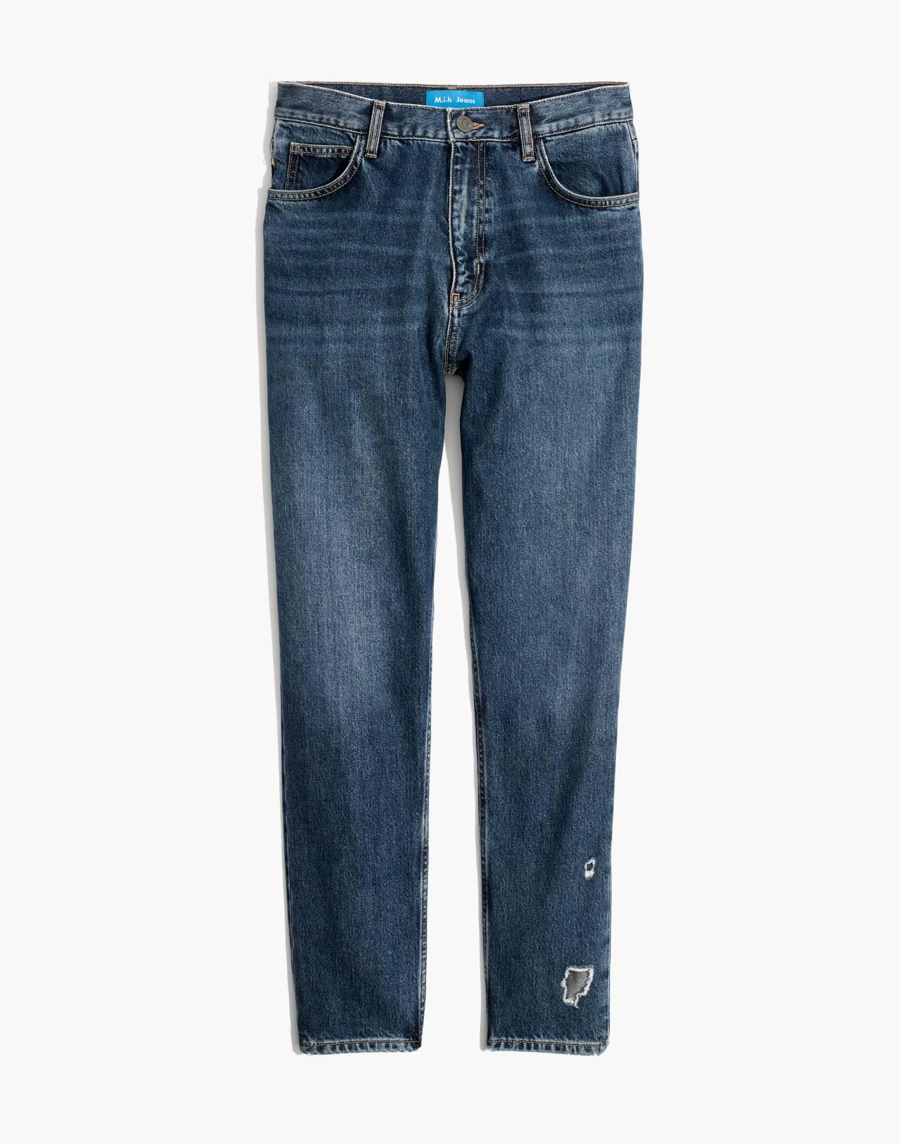 M.i.h® Mimi Jeans in deenie wash image 4