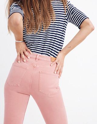 M.i.h® Mimi Jeans in rosa image 3