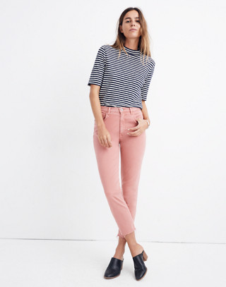 M.i.h® Mimi Jeans in rosa image 1