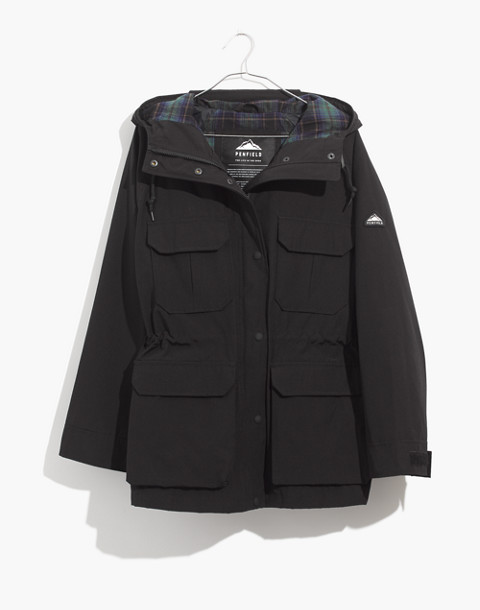 Madewell x Penfield® Medbury Jacket in black image 4