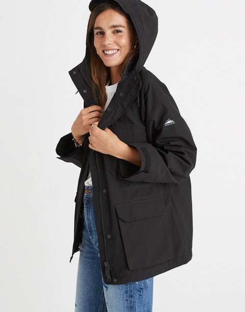 Madewell x Penfield® Medbury Jacket in black image 1