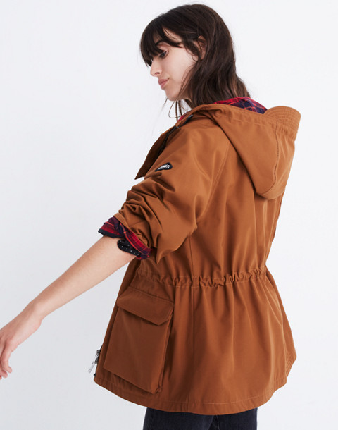 Madewell x Penfield® Medbury Jacket in brown image 1