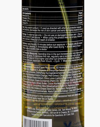 Supergoop!® Sun-Defying Sunscreen Oil in spf 50 image 2