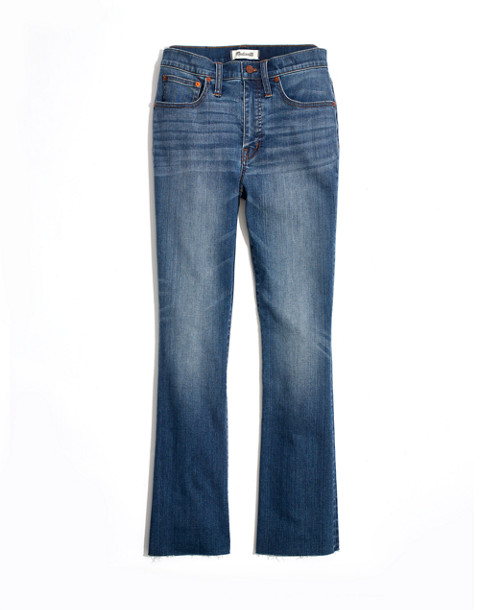 Petite Cali Demi-Boot Jeans in Kemper Wash: Back-Seam Edition in kemper wash image 4