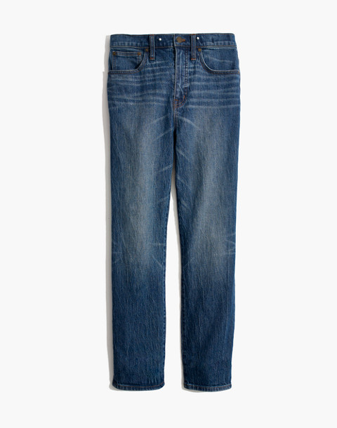 Classic Straight Jeans in Fawn Wash in fawn wash image 4