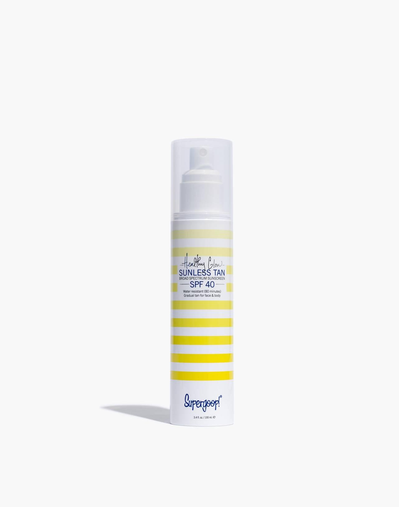 Supergoop!® Healthy Glow Sunless Tan in spf 40 image 1