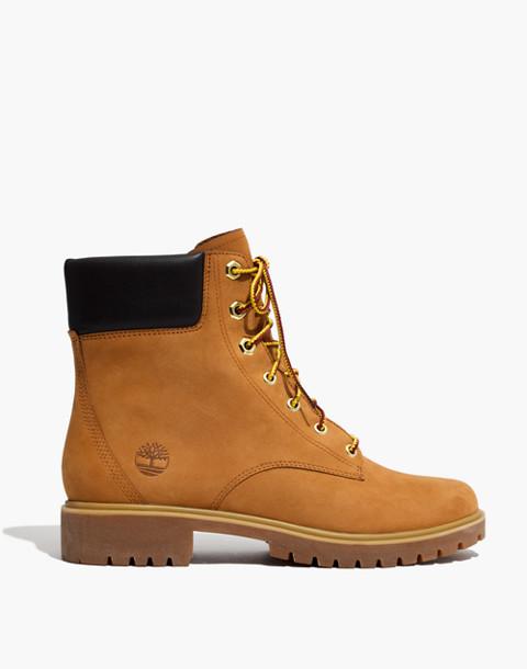 "Timberland® Jayne 6"" Waterproof Boots in wheat image 3"