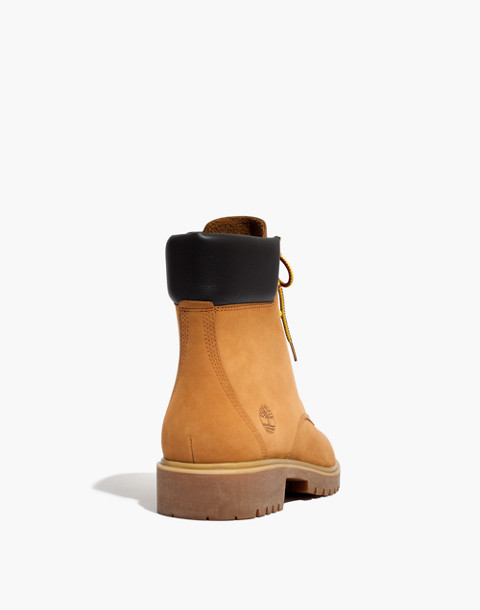 "Timberland® Jayne 6"" Waterproof Boots in wheat image 4"
