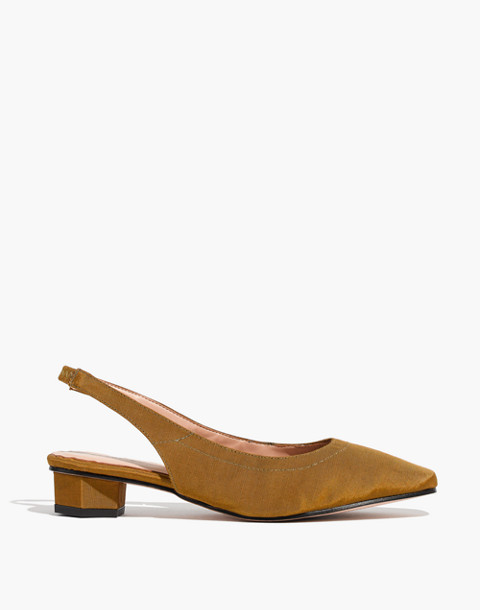 About Arianne Galo Vegan Slingback Shoes in soller image 2