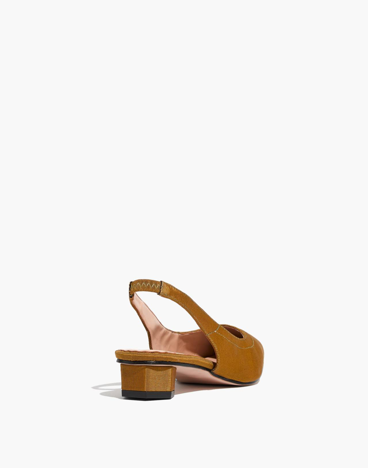 About Arianne Galo Vegan Slingback Shoes in soller image 3