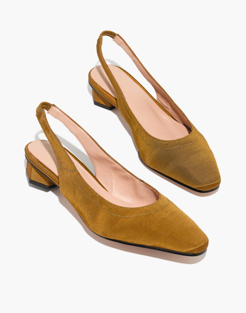 About Arianne Galo Vegan Slingback Shoes in soller image 1