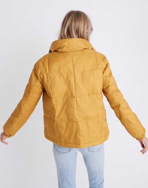 Travel Buddy Packable Puffer Jacket in southern sun image 2