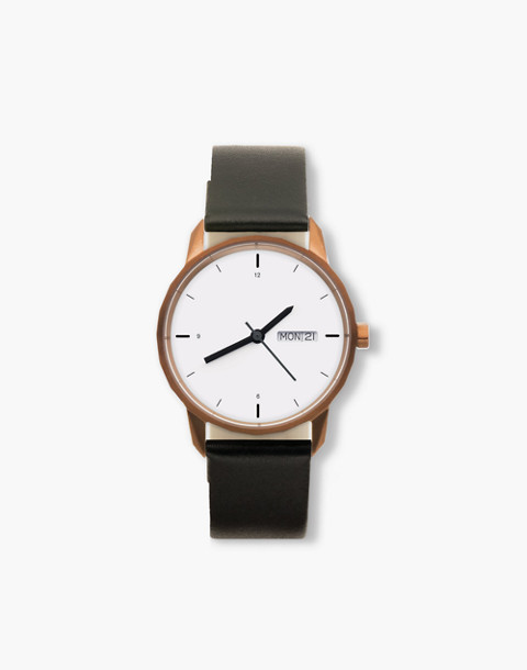 Tinker™ 34mm Copper-Toned Watch in black image 1