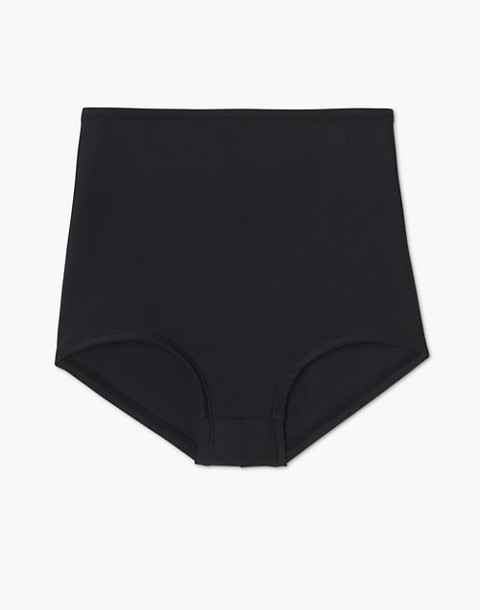 Summersalt® Classic High-Rise Bikini Bottom in black image 1