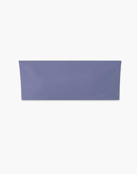 Summersalt® Topsail Bandeau Bikini Top in blue image 4