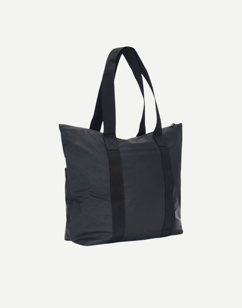 RAINS® Tote Bag in black image 2