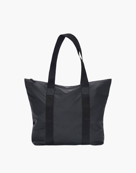 RAINS® Tote Bag in black image 1