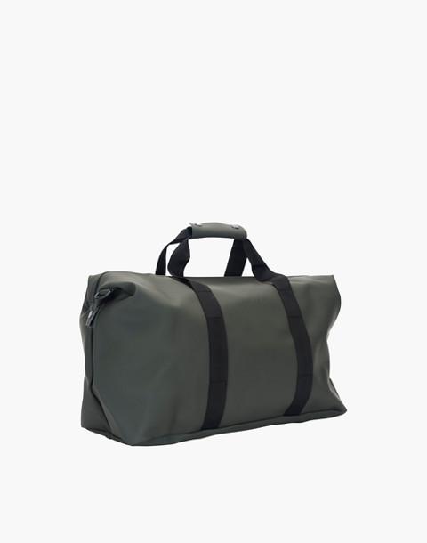 RAINS® Weekend Bag in Green in green image 2