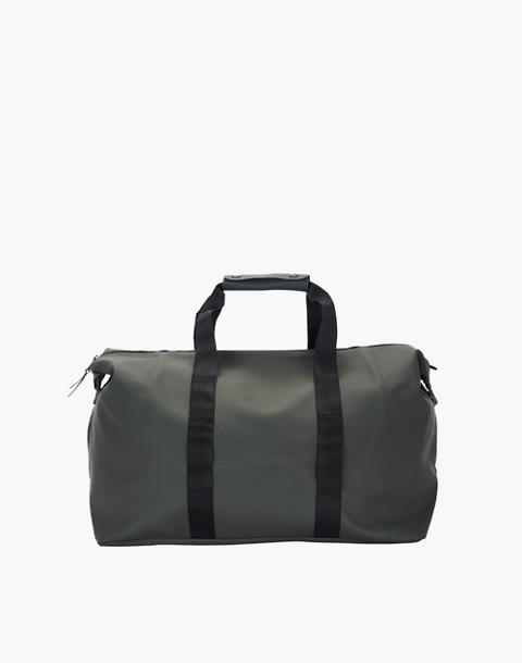 RAINS® Weekend Bag in Green in green image 1