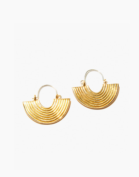 Odette New York® Aalto Earrings in gold image 1