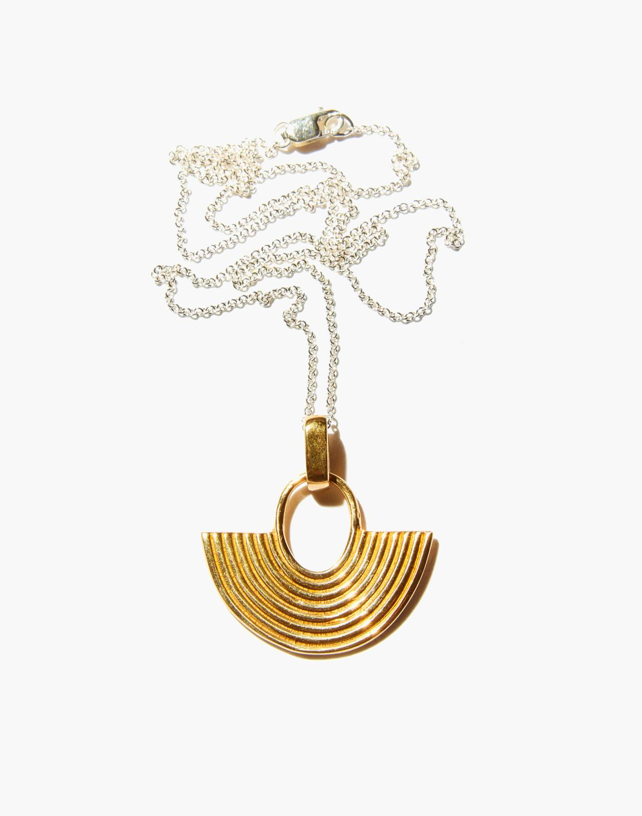 Odette New York® Aalto Necklace in gold image 1