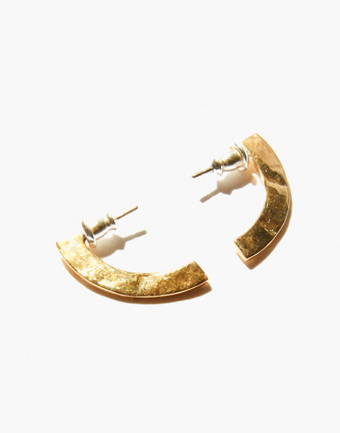Odette New York® Piet Earrings in gold image 1