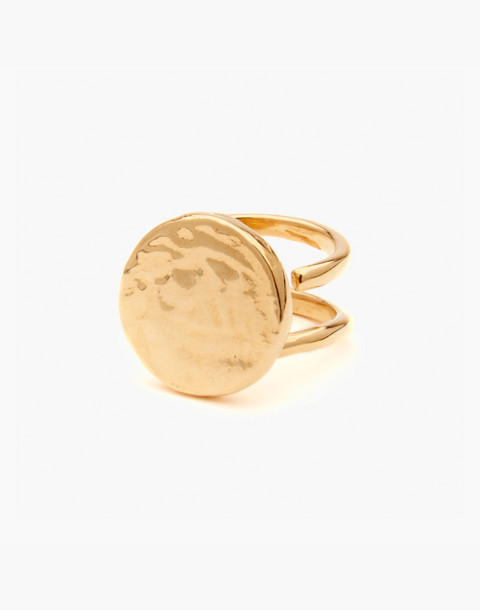 Odette New York® Pilo Ring in gold image 1