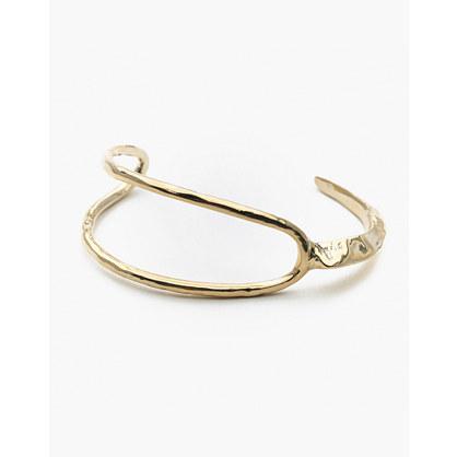 Odette New York® Split Ridge Cuff Bracelet