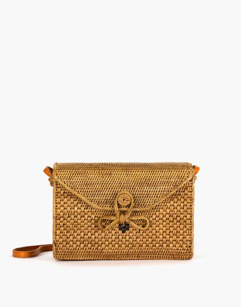 Bembien® Sofia Rattan Shoulder Bag in natural image 3
