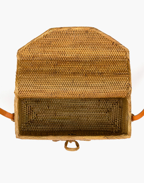 Bembien® Sofia Rattan Shoulder Bag