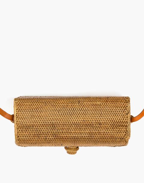 Bembien® Sofia Rattan Shoulder Bag in natural image 2