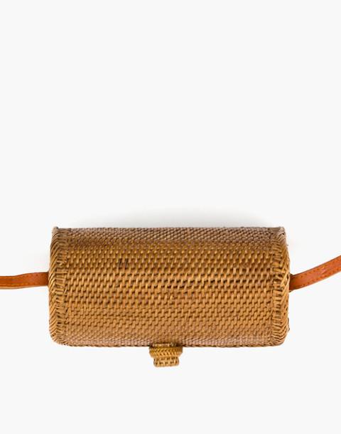 Bembien® Lily Rattan Crossbody Bag in natural image 2