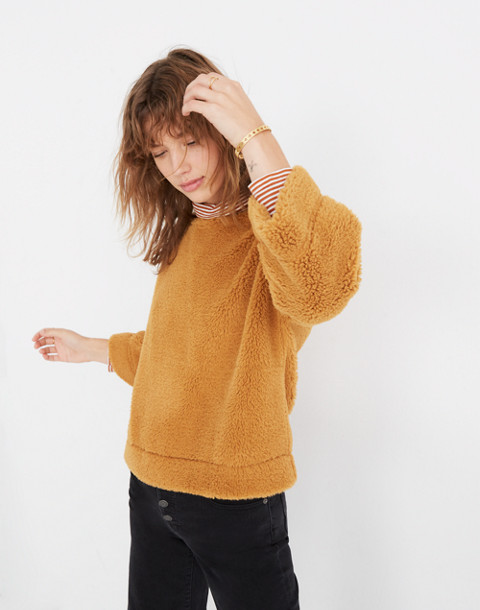 Superfurry Top in vintage gold image 2