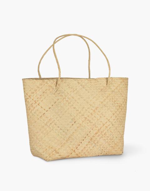 Bembien® Lola Rattan Tote Bag in natural image 2