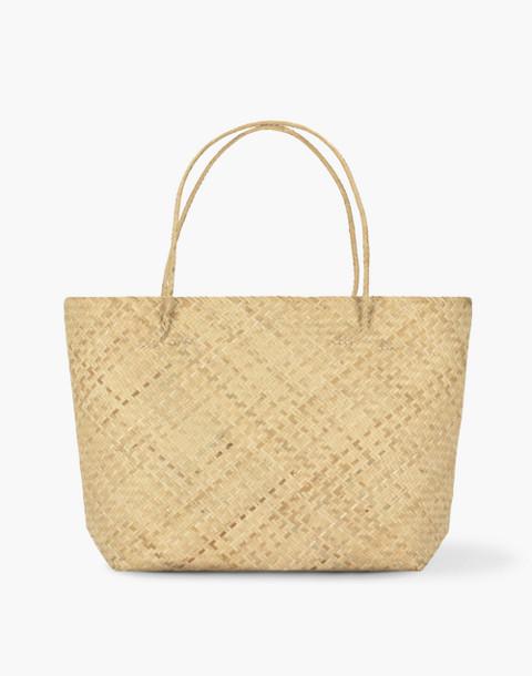 Bembien® Lola Rattan Tote Bag in natural image 1