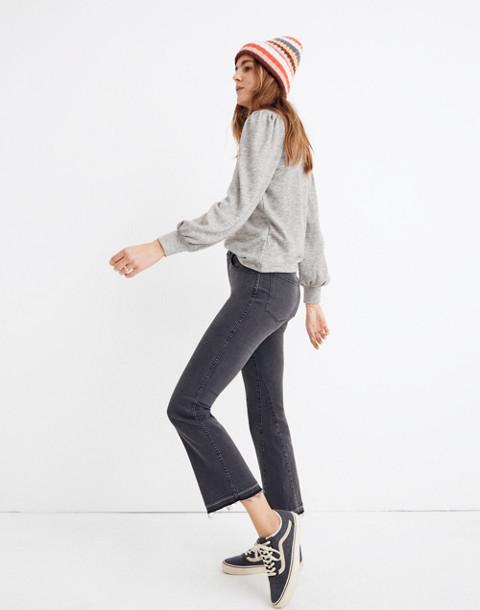 Cali Demi-Boot Jeans in Tobin Wash: Inset-Leg Edition in tobin wash image 2