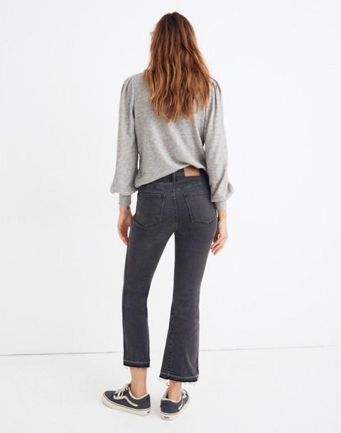Cali Demi-Boot Jeans in Tobin Wash: Inset-Leg Edition in tobin wash image 3