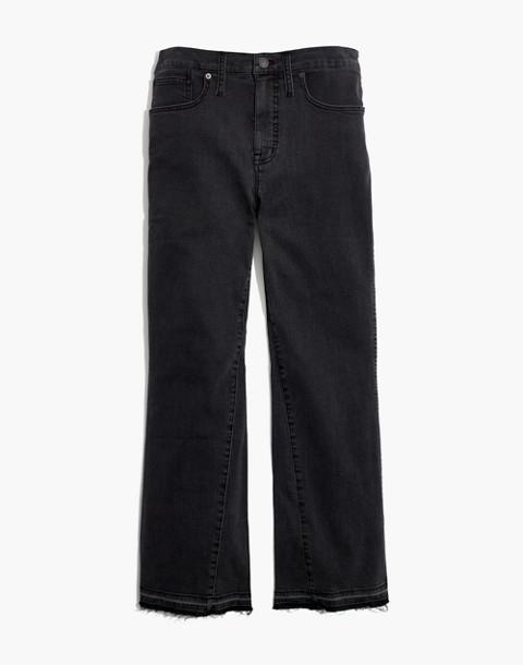 Cali Demi-Boot Jeans in Tobin Wash: Inset-Leg Edition in tobin wash image 4