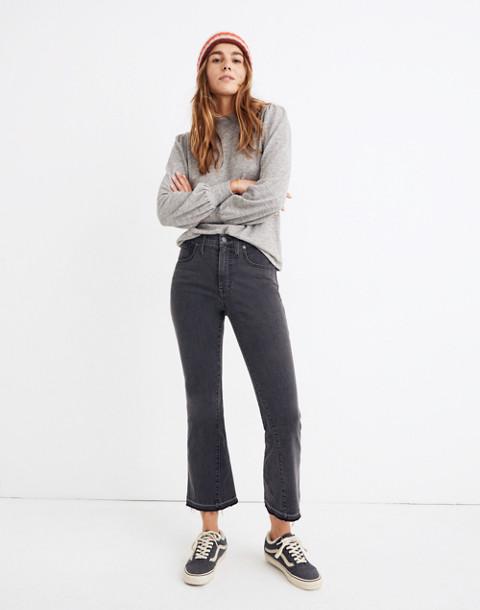 Cali Demi-Boot Jeans in Tobin Wash: Inset-Leg Edition in tobin wash image 1