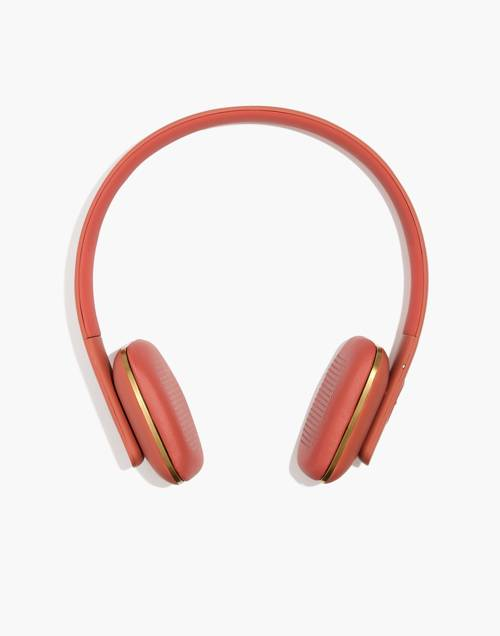 Kreafunk™ A Head Wireless Bluetooth Headphones by Madewell