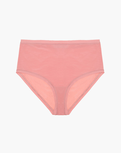 The Great Eros® Lugano High-Waist Bikini Brief in pink image 1