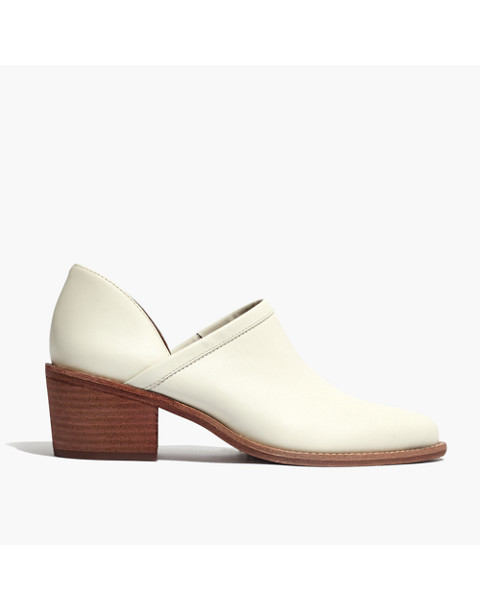 The Brady Lowcut Bootie in vintage canvas image 2