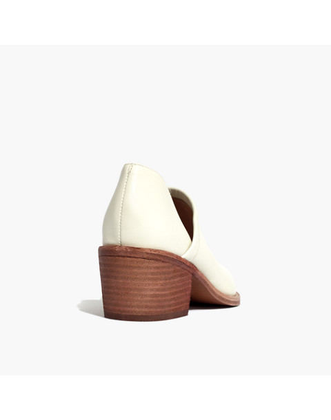 The Brady Lowcut Bootie in vintage canvas image 3