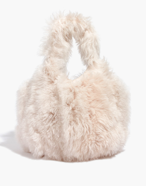 Owen Barry™ Shearling Bag in coperta nap image 1